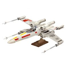 Revell - Maqueta EasyKit Star Wars X-Wing Fighter, escala 1:29 (06690)