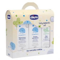 Set Baby Moments para el Baño Chicco
