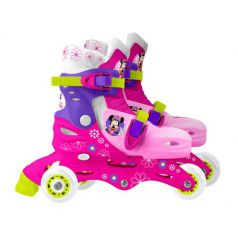 Stamp - Patines Mash Up, talla 27-30, diseño Minnie Mouse (J100730)