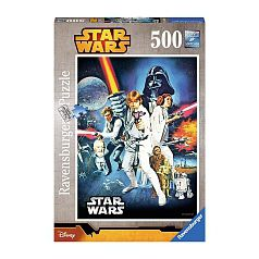 Star Wars - Puzzle 500 Piezas - Star Wars
