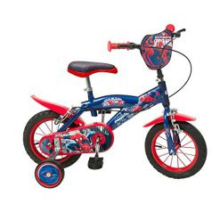 "Toim 85-872 - Bicicleta 12"" Spiderman 2 Frenos"