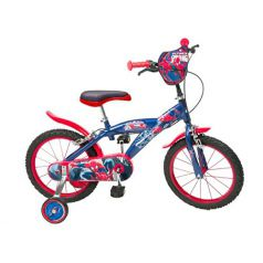 "Toim 85-876 - Bicicleta 16"" Spiderman"