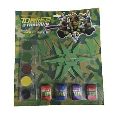 Tortugas Ninja - Kit Ninja Training