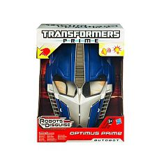 Transformers - Casco Optimus Prime