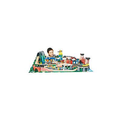 Universe of Imagination - Set de Tren Deluxe Montaña Rocosa - Toys R ...